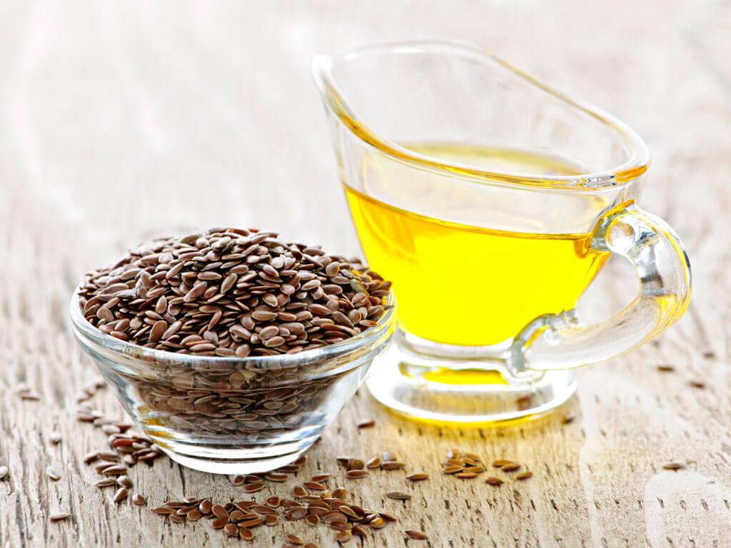 Льняное масло - польза и вред, как принимать, полезные свойства и противопоказания