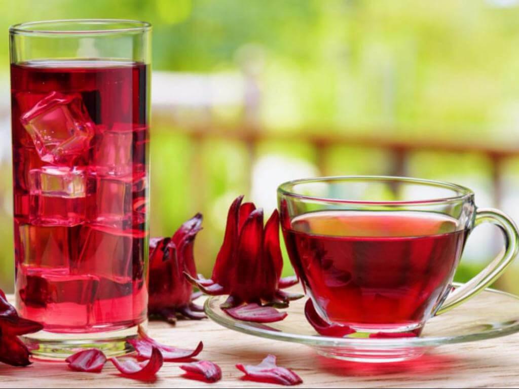 Чем полезен чай каркаде для женщин